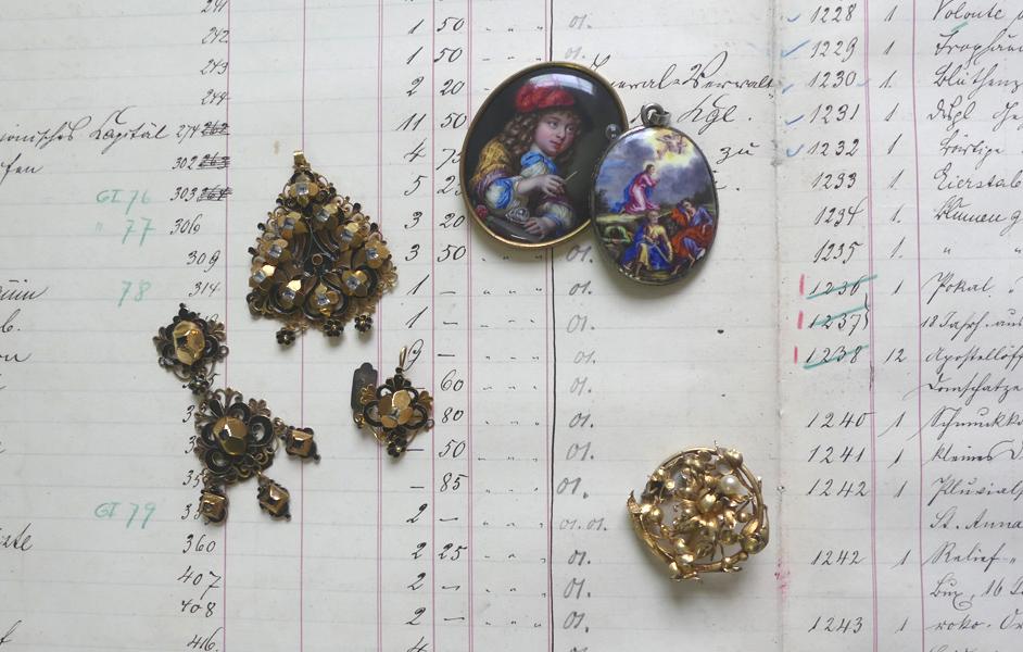 Foto: Archiv Gesellschaft für Goldschmiedekunst
